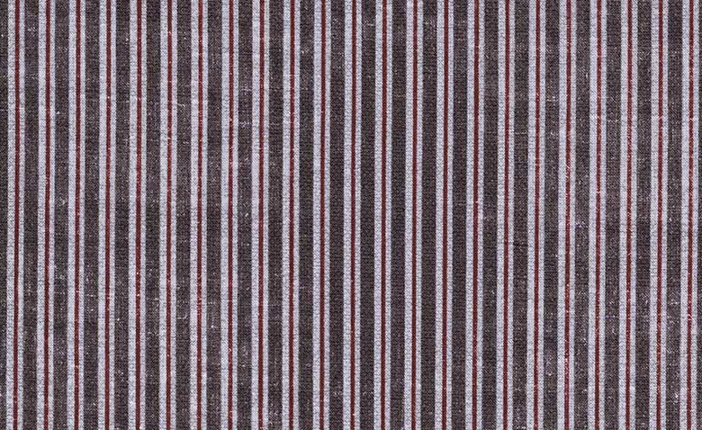 Gentleman's Club Burgundy Stripe - Click Image to Close