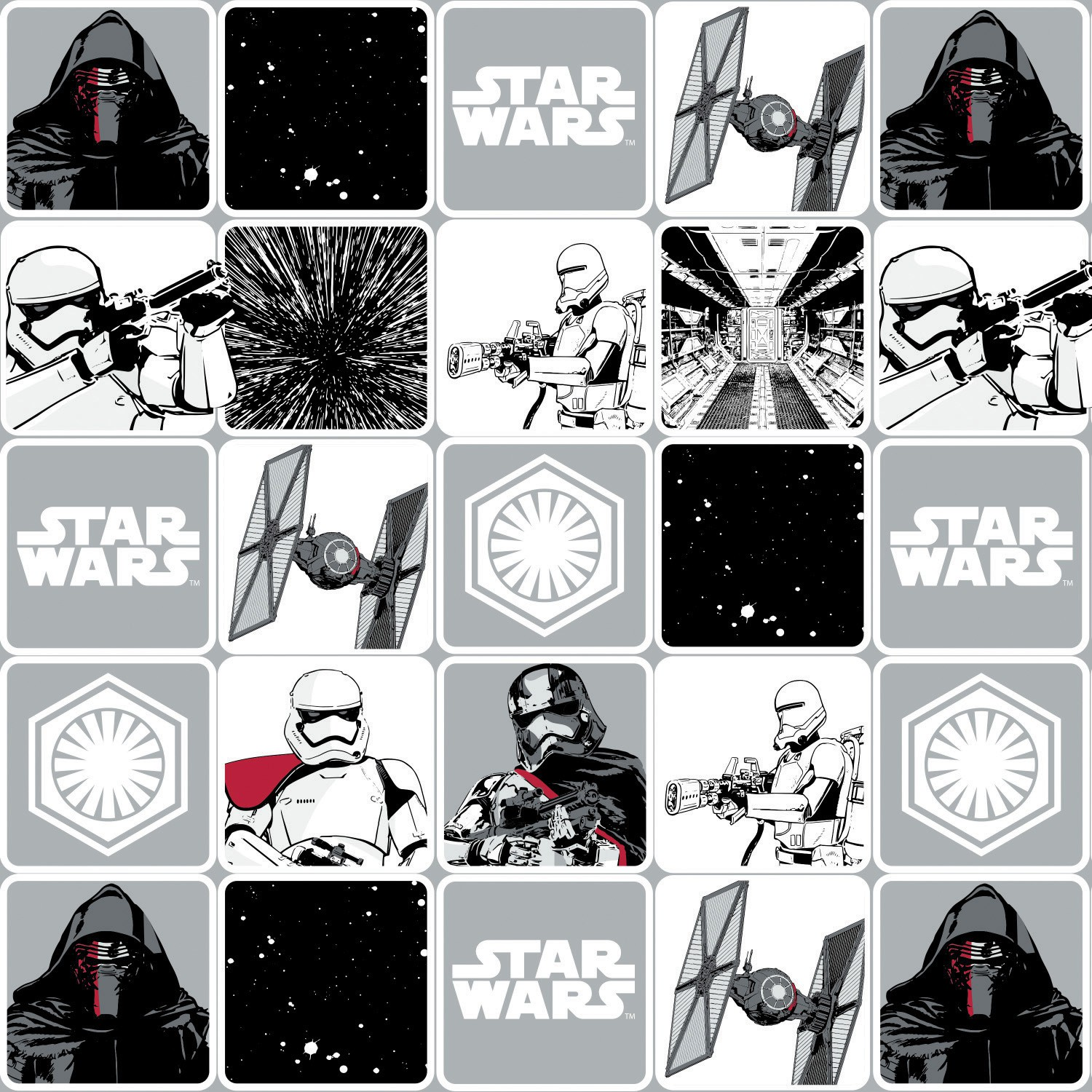 Stone Star Wars The Force Awakens Grid Starwars - Click Image to Close