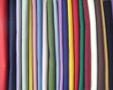 Fat Quarter Pack - 20 Different Colour Plain Homespun