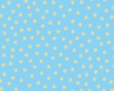 Beige Dots on Blue