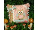 Betty Barn Owl Pattern by Sally Giblin