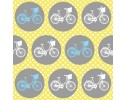 Bicycles Bikes Wheels Yellow / Grey