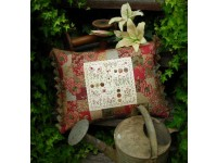 Brambles Cushion Pattern 39cm x 50cm the Rivendale Collection