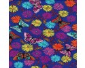 Butterfly Butterflies Flower Flowers Bright Navy