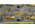 Caterpillar Fabric - Coordinate for Panel