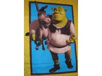 Large Shrek and Donkey Panel