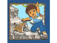 Diego to the Rescue with cat - From Dora the Explorer