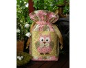 Esme Owl Bag Pattern by Sally Giblin