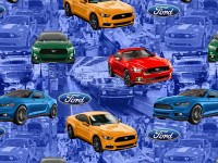 Ford Mustang Allover 10042