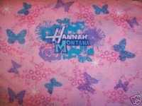 HANNAH MONTANA COTTON FABRIC