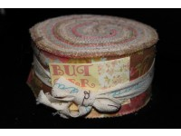 Jelly Roll by Moda - Butter Cup