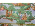 Winnie the Pooh Scenic Fabric