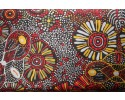 Bush Tucker After Rain - Red by Marlene Doolan