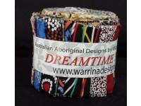Dreamtime Aboriginal Jelly Roll Multi - Coloured