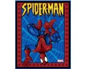 LARGE SPIDERMAN PANEL OR HANGING - tiny barely noticeable dots