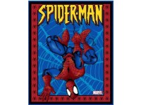 SMALL FAULT (white dots) - LARGE SPIDERMAN PANEL OR WALL HANGING