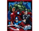 Marvel Avengers Large Panel Hulk, Captain America Thor Ironman