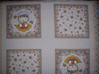 Hello Kitty Pillow / Cushion Panels