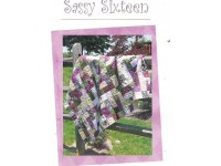 Sassy Sixteen - Easy Quilt Pattern by Kimberly Camou