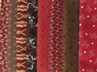8 Fat Quarters from the Taven Collection by Paula Barnes