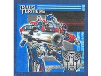 OPTIMUS PRIME Transformers Pillow/Cusion Panel
