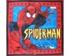 Spiderman Pillow / Cushion Panel - Squirting a Web