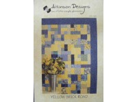 Yellow Brick Road Easy Patchwork Quilt