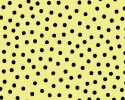 Black Dots on Yellow