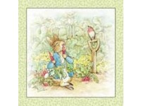 Beatrix Potter Square #5 - Appox 10cm x 10cm