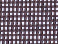 Dazzling Small Brown & White Check