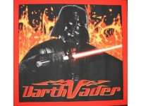 FLAW ON FABRIC Star Wars Darth Vader Pillow / Cushion Panel