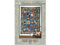 Farmyard Quilt - Country Pattern by Hatched and Patched