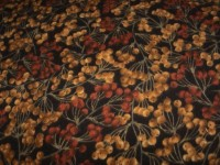 Harvest Flannel - Amber Berries