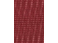 Mini Dots - Burgundy