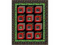 BUGS & CRITTERS - Pattern for Bugs in Boxes Quilt