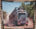 Burrangong Creek Road Train