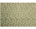 Chloe Collection Swirls Tone-On-Tone Light Olive Green