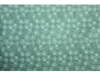 Chloe Collection - Swirls Green Tone-on-Tone