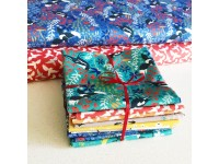 9 x Fat Quarters - Taking Flight Collection