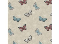 The Botanist Butterfly Butterflies on Cream Background