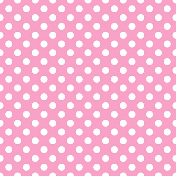 Whimsical Wheels Pink with dots - Click Image to Close