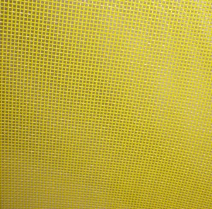 "Pre-cut Yellow Pet - Bag Mesh 45cm x 92 cm - 18"" x 36"" - Click Image to Close"