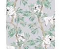 Gumtree Friends: Koalas on Grey Allover Koala