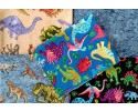 Dinosaur Fat Quarter Pack - 5 fat quarters